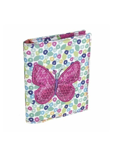 Busquets Butterfly Cüzdan 17616093900 Renkli